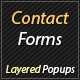 Contact Forms Pack for Layered Popups (Add-ons) Download