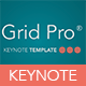 Grid Pro Keynote Template - GraphicRiver Item for Sale