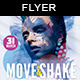 Move and Shake | Flyer Template - GraphicRiver Item for Sale