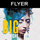 Big Night | Flyer Template - GraphicRiver Item for Sale