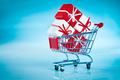 shopping cart ahd gift - PhotoDune Item for Sale