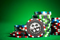 gambling chips with copy space - PhotoDune Item for Sale