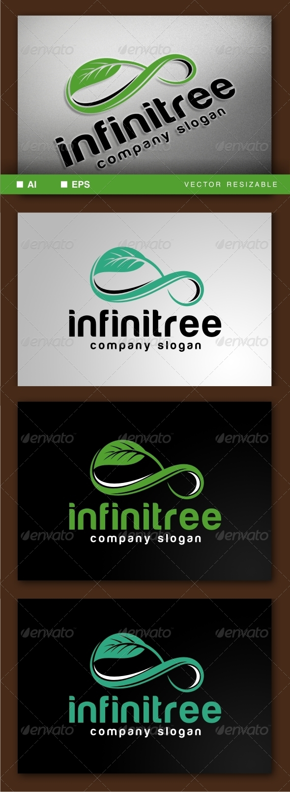 GraphicRiver Infinitree Logo Template 6951355