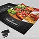 Elegant Restaurant Menu 03 -Graphicriver中文最全的素材分享平台