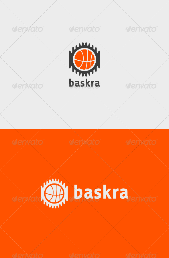 GraphicRiver Baskra Logo 6954423