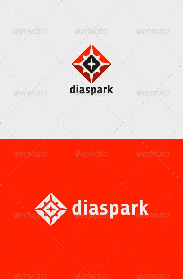 GraphicRiver Diaspark Logo 6954432