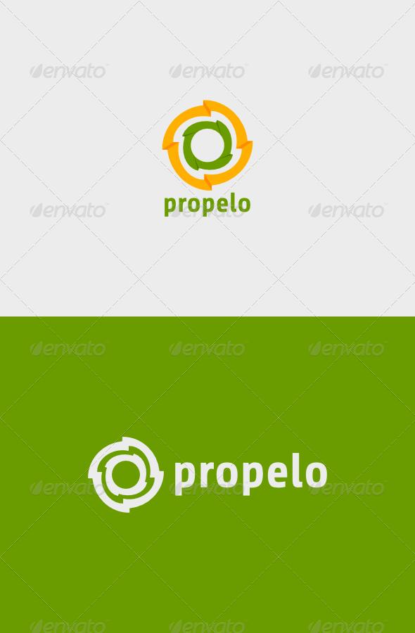 GraphicRiver Propelo Logo 6954493