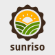 Farm Sunriso Logo - GraphicRiver Item for Sale