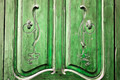 Green door - PhotoDune Item for Sale