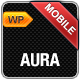 Aura Premium Mobile Theme - ThemeForest Item for Sale