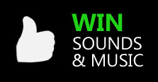 Win Sounds & Music