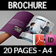 Corporate Brochure Template Vol.28 - 20 Pages - GraphicRiver Item for Sale