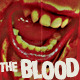 The Blood Seeker Vintage Style Horror Film Poster - GraphicRiver Item for Sale
