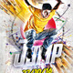 Jump Party Flyer - GraphicRiver Item for Sale