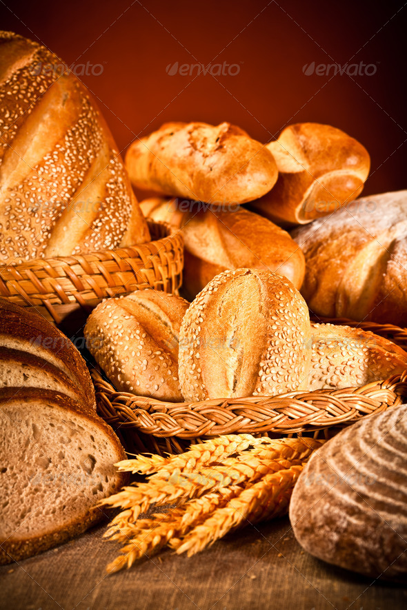 bread - Stock Photo - Images