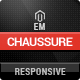 Responsive Magento Theme - EM Chaussure - ThemeForest Item for Sale