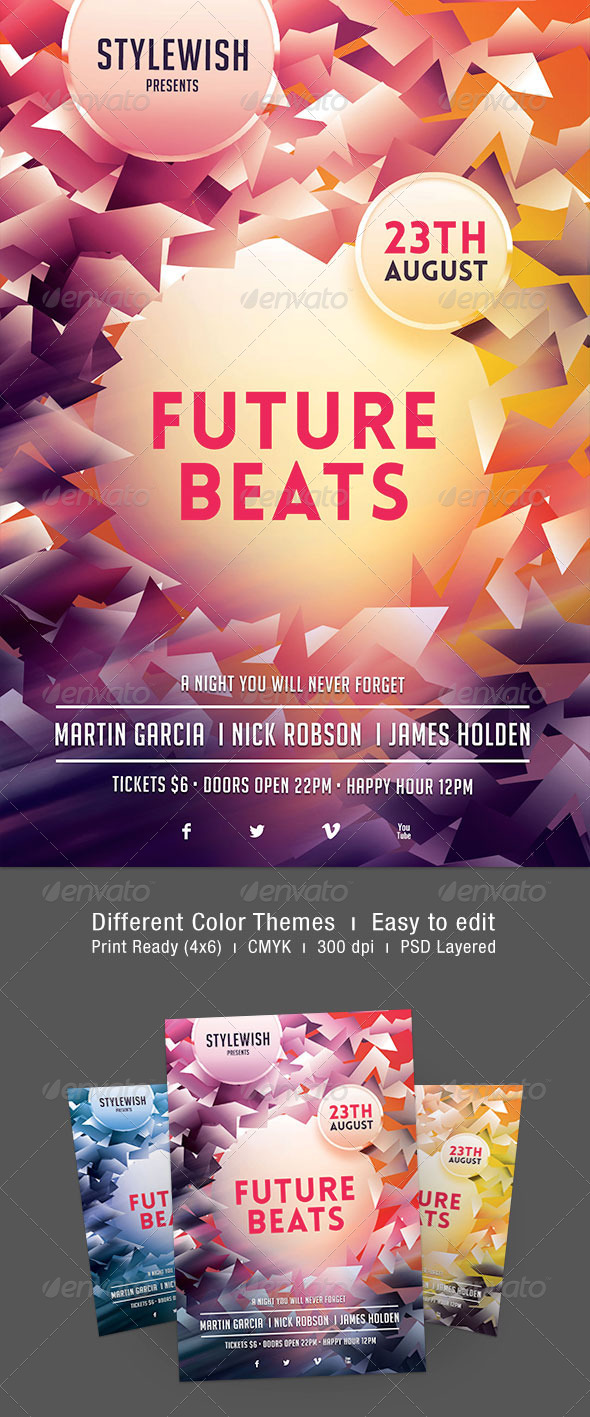 Future Beats - Clubs & Parties Events