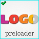 Grey to Color Preloader using your own Logo - ActiveDen Item for Sale