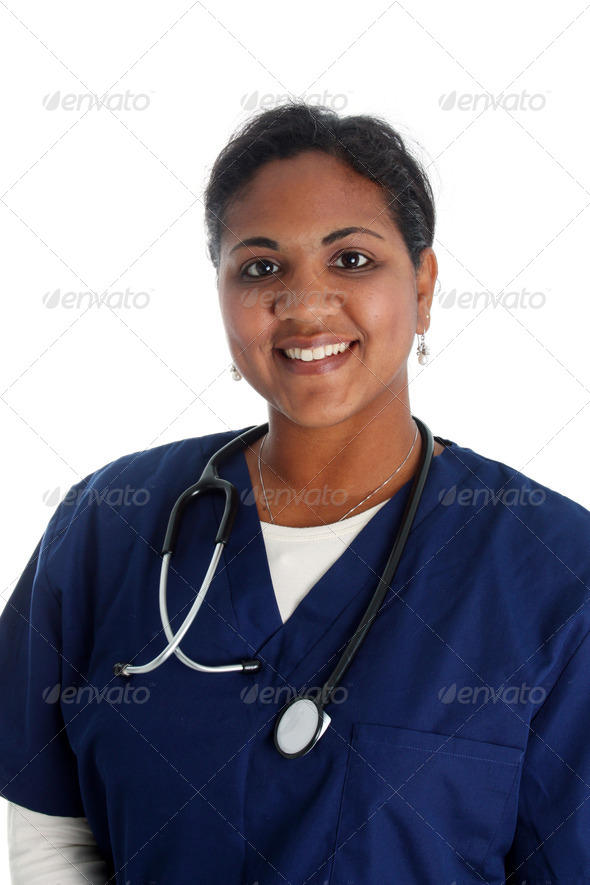 Nurse - Stock Photo - Images