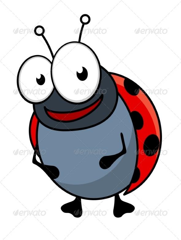 GraphicRiver Ladybug 6972944