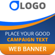 Creative Multipurpose Web Banner Vol 4 - GraphicRiver Item for Sale