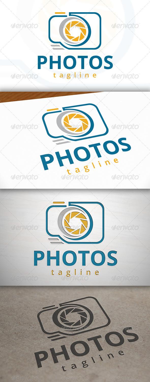 GraphicRiver Photographer Logo 6976630