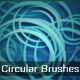 Circular Brushes - GraphicRiver Item for Sale