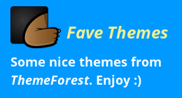 My Favorite Themes on ThemeForest