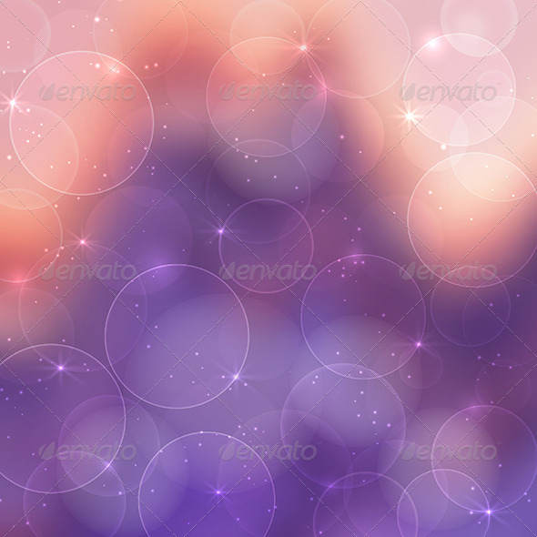 GraphicRiver Abstract Bokeh Background 6978100