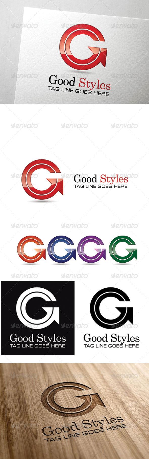 GraphicRiver G Letter Logo 6978313