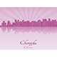 Chengdu Skyline - GraphicRiver Item for Sale