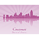 Cincinnati Skyline - GraphicRiver Item for Sale