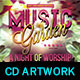 Music in The Garden: CD Artwork Template - GraphicRiver Item for Sale