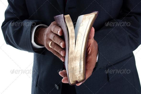 PhotoDune Pastor 731810