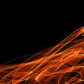Digital abstract fire background - PhotoDune Item for Sale