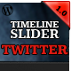 Twitter Timeline Slider for WordPress - CodeCanyon Item for Sale