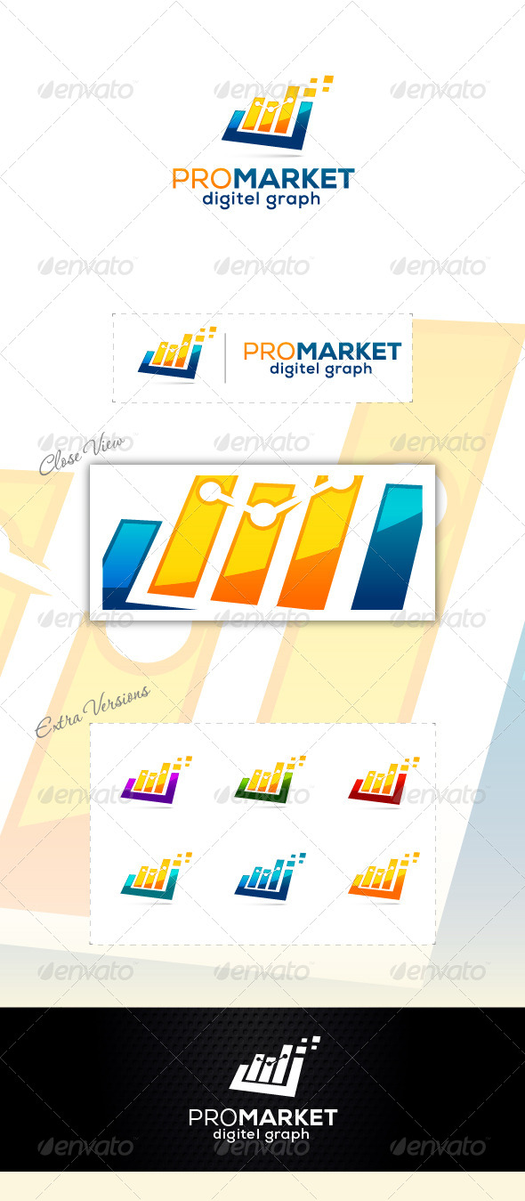 GraphicRiver Digitel Marketing 6990453