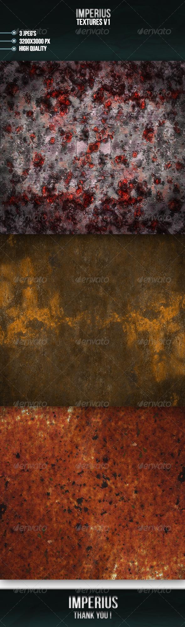 GraphicRiver Textures V1 6977399