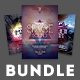 Electro Flyer Bundle Vol.04 - GraphicRiver Item for Sale