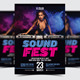 Sound Fest Party Flyer / Poster - 15 - GraphicRiver Item for Sale
