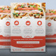 Flyer Autentic Italian Food - GraphicRiver Item for Sale