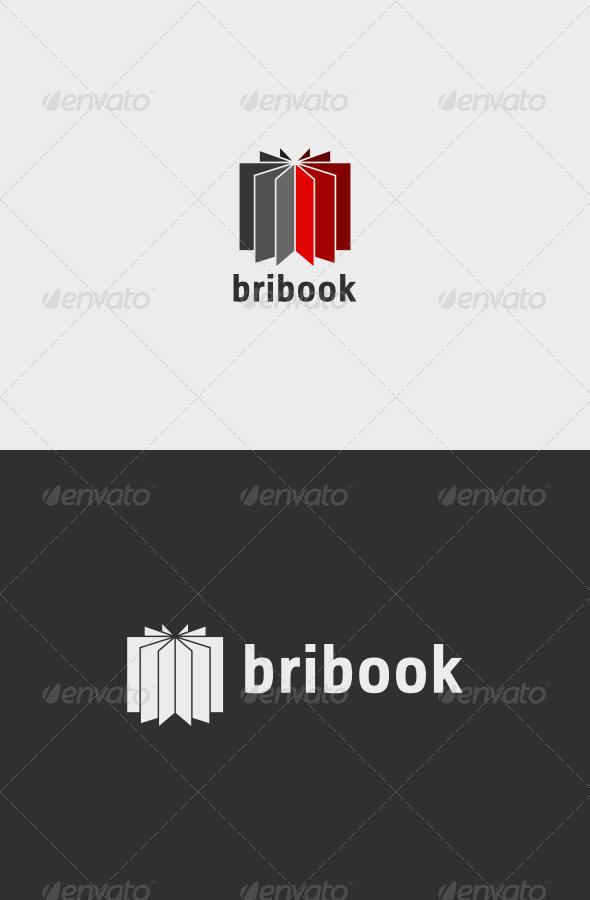 GraphicRiver Library Bribook Logo 6995489
