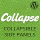 Collapse - Collapsible Sliding Panel for WordPress