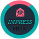 Impress - Clean Responsive Email Template - ThemeForest Item for Sale