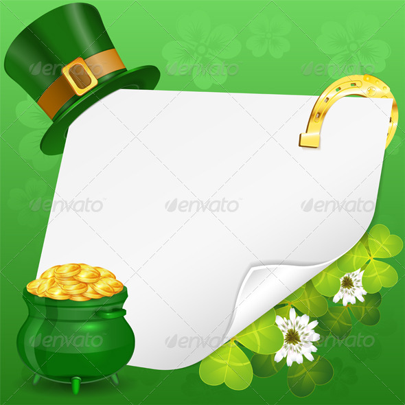 GraphicRiver St Patrick Day 6997530