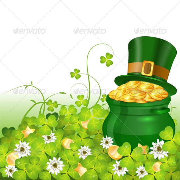 GraphicRiver St Patrick Day 6997531