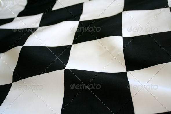 Stock Photo - PhotoDune Checkered Flag 732976