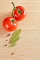 tomatoes, bay leaf and allspice - PhotoDune Item for Sale
