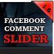 Facebook Comment Slider - jQuery Social FB Plugin - CodeCanyon Item for Sale