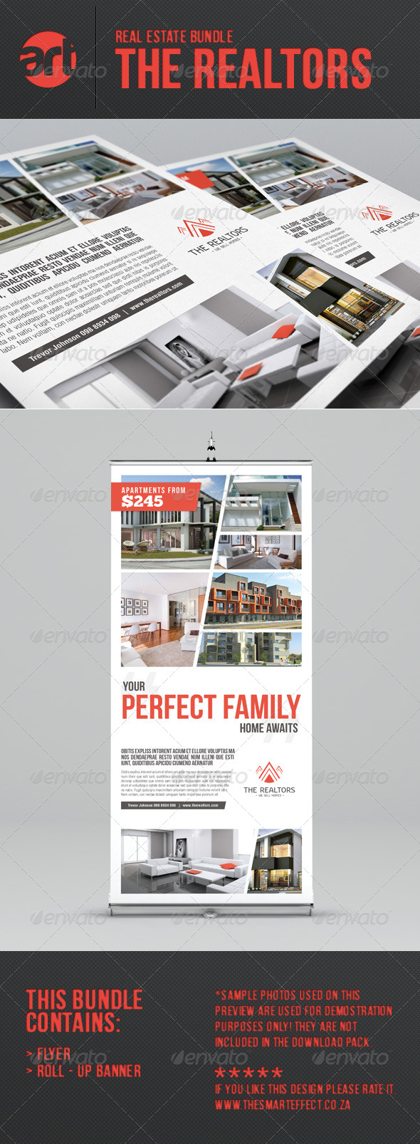 GraphicRiver The Realtors Bundle 6999043